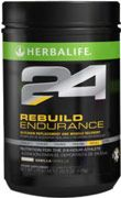 "Herbalife 24 Rebuild Endurance, to view prices go to www.24-hourathlete.co.uk and register on the ""Members"" tab"