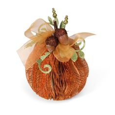 Pumpkin Table Favor #2 by Beth Reames