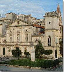CATHEDRAL OF SAN GIACOMO  This 17th century Venetian building is located in the same square as the Town Hall, and is the Catholic cathedral for the island.  #Corfu #Greece