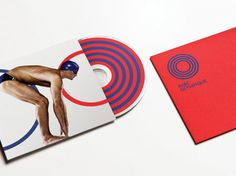Creative Logo, Branding, Cover, Olympics, and Case image ideas & inspiration on Designspiration Corporate Identity, Identity Design, Visual Identity, Brand Identity, Corporate Design, Graphic Design Posters, Graphic Design Typography, Montreal, Museum Branding