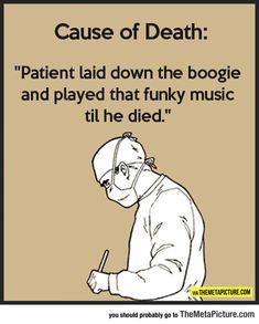 Peculiar Cause Of Death