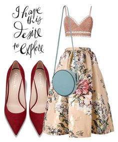 """""""Untitled #119"""" by mayaroger on Polyvore featuring Fendi, Zimmermann and Olympia Le-Tan"""