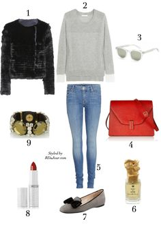 RDuJour Outfit of the Day