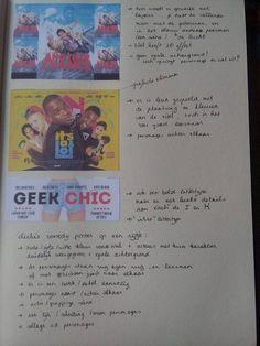 analyse film poster en conclusie clichés van film posters