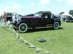 1928 Isotta Fraschini 8A SS Body by LeBaron