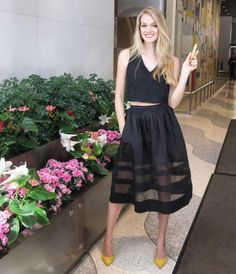 79c9dba7658 Lindsay Ellingson Model Street Style