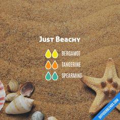 Just Beachy - Essential Oil Diffuser Blend
