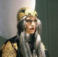 Imperial Truthsayer Bene Gesserit Reverend Mother Gaius Helen Mohiam from the miniseries Frank Herbert's Dune.