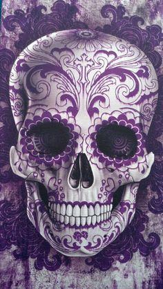 Skeleton Head! Art