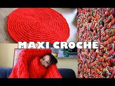 Maxi tricô e crochê na decoração!! Pra aquecer a casa… | urb@nahaus