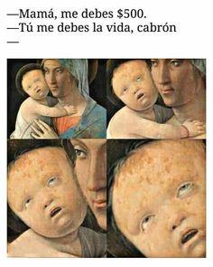 Memes Arte Medieval/Renacentista. - VII. - Wattpad