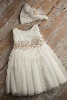 Βαπτιστικά ρούχα για κορίτσι της ΝΕΟΝΑΤΟ