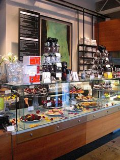 Extraordinary Dessert Counter