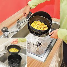 EASY DEAIN COOKWARE SET | Get Organized #Kitchen