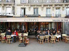 Carette, place du Trocadéro, Paris