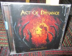 ACT OF DEFIANCE: BIRTH AND THE BURIAL MUSIC CD, 10 GREAT TRACKS, GUC