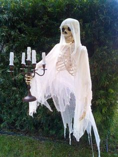 Skeleton Ghost - 2012 GoE member Jeffrey Scot