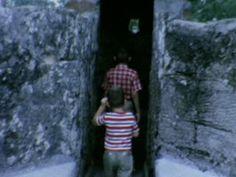 Castillo de San Marcos National Monument,, Florida (St. Augustine) - 1965  - Home Movie Clips