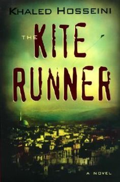 The Kite Runner by Khaled Hosseini // An epic tale of fathers and sons, of friendship and betrayal, that takes us from Afghanistan in the final days of the monarchy to the atrocities of the present. #books #reading