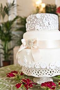 button cake 2