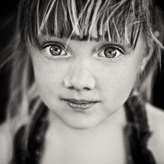 author: Magdalena Berny (Poland), title: Portrait, source: photodom.com