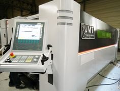 JMT FIBER LASER CUTTING MACHINE