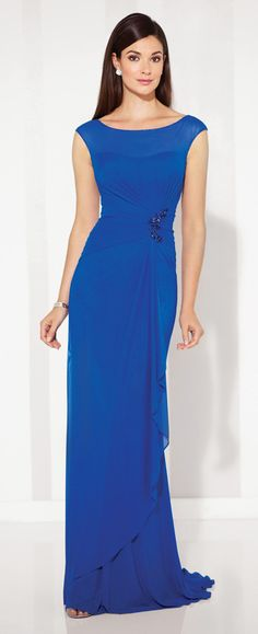 82364282058 Cameron Blake Mother of the Bride Dresses   Dress Suits 2019. Royal Blue  Evening ...
