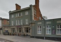 The site of White Hart Hotel - The Who played one of their first gigs here