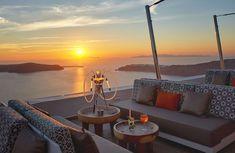 Buddha Bar Beach, Santorini, Greece on Behance