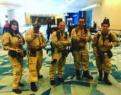 #ghostbusters #cosplay #prstarcon #gaming #gamers #puertorico