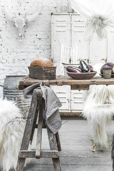 ☆ © Paulina Arcklin | BY PIA'S HOME www.bypias.com Loft, ideas, home, house, apartment, decor, decoration, indoor, interior, modern, room, studio.
