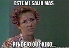 Doña Florinda. Tesoro. Lol