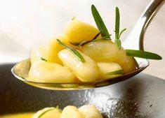 gnocchi z masłem i rozmarynem Gnocchi, Honeydew, Chorizo, Pesto, Pickles, Cucumber, Fruit, Cooking, Dinners
