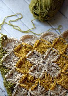 love the stitch pattern...
