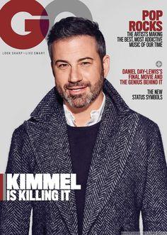 476b58ec92d3f Jimmy Kimmel luce elegantes abrigos en el número de febrero de GQ USA