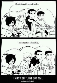 Things just started to get real... Best of #Videogames