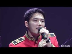 20160615 Kim Jaejoong Military Band Concert  그것만이 내 세상(It's only my world)