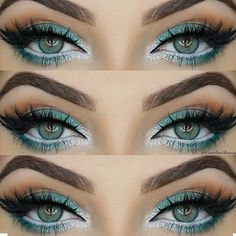 #eyemakeuplook #greeneyemakeup #greeneyeshadow #makeuplook #makeupinspiration #makeupinspo #makeuplove #makeuplover #makeupgeek #makeupobsessed #makeupobsession