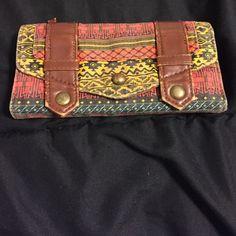 Wallet Brown wallet from target Merona Bags Wallets