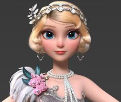 3d Character, Character Design, 3d Girl, Anime Music, Angel Art, 3d Animation, Fashion Games, Miraculous Ladybug, Art Sketches