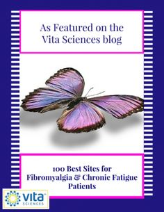 100 Best Sites for Fibromyalgia and Chronic Fatigue Patients- the Master List  #fibro #fatigue