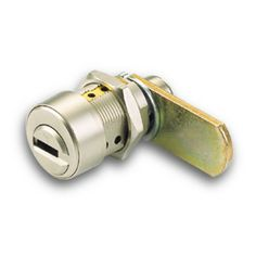 """Cam Lock Ø19mm (3 /4"""") - Mul-T-Lock cam #locks are available in various sizes,making them suitable for a wide range of applications (e.g.cabinets, drawers,parking meters,lockers, cash boxes,pay telephones etc.)."""