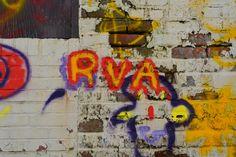 RVA Street Art. Richmond, Va.