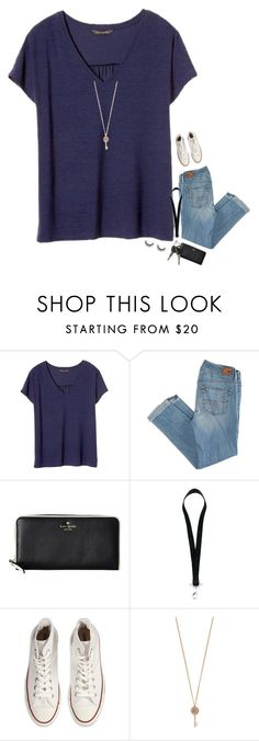 """""""Sad. Beautiful. Tragic."""" by allison-in-wonderland ❤ liked on Polyvore featuring Banana Republic, American Eagle Outfitters, Kate Spade, Givenchy, Converse and Aéropostale"""