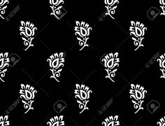 Stencil Fabric, Fabric Painting, Stencils, Floral Pattern Vector, Ikat Pattern, Plaster Texture, Deer Drawing, Bell Design, Dress Design Sketches