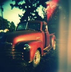 I had a 53 GMC when I was 14 biught it for $100! Love to find one now, everything I find is way to gone for me out in the fields!