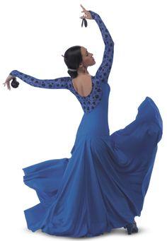 FL-901  Isabella Flamenco Dress $115.00