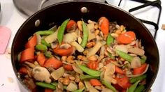 Economy Bites shows you an easy and affordable way to stir fry a vegetarian meal that will last at least 4 days.