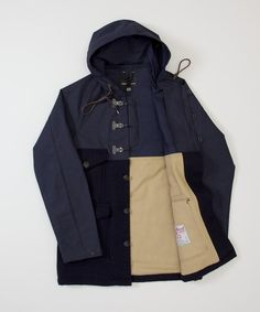 All Things Stylish (design-fjord: Nigel Cabourn - Cameraman Jacket)