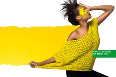 United Colors of Benetton's Woman Advertising campaign Fall/Winter 2012 - Image 10